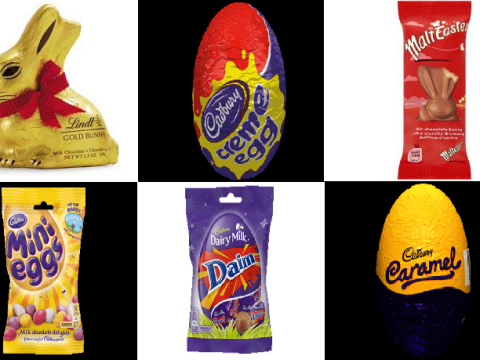 17 Easter treats ranked from worst to best