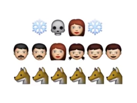 Here's that 'emoji remake' of Game Of Thrones you've been waiting for
