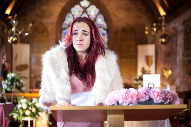 Hollyoaks' Sinead finally gets to hold her head high in wake of baby death