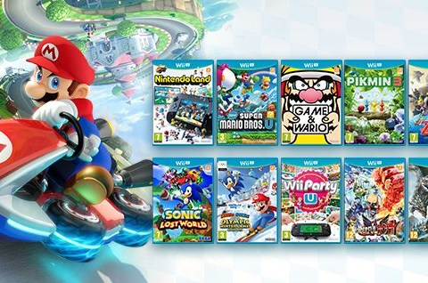 New Nintendo Direct and trailer for Mario Kart 8 – plus free Wii U games