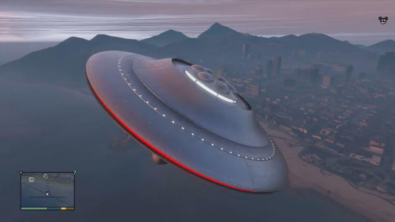 Jetpacks coming to GTA V, as playable UFO added via fan mod