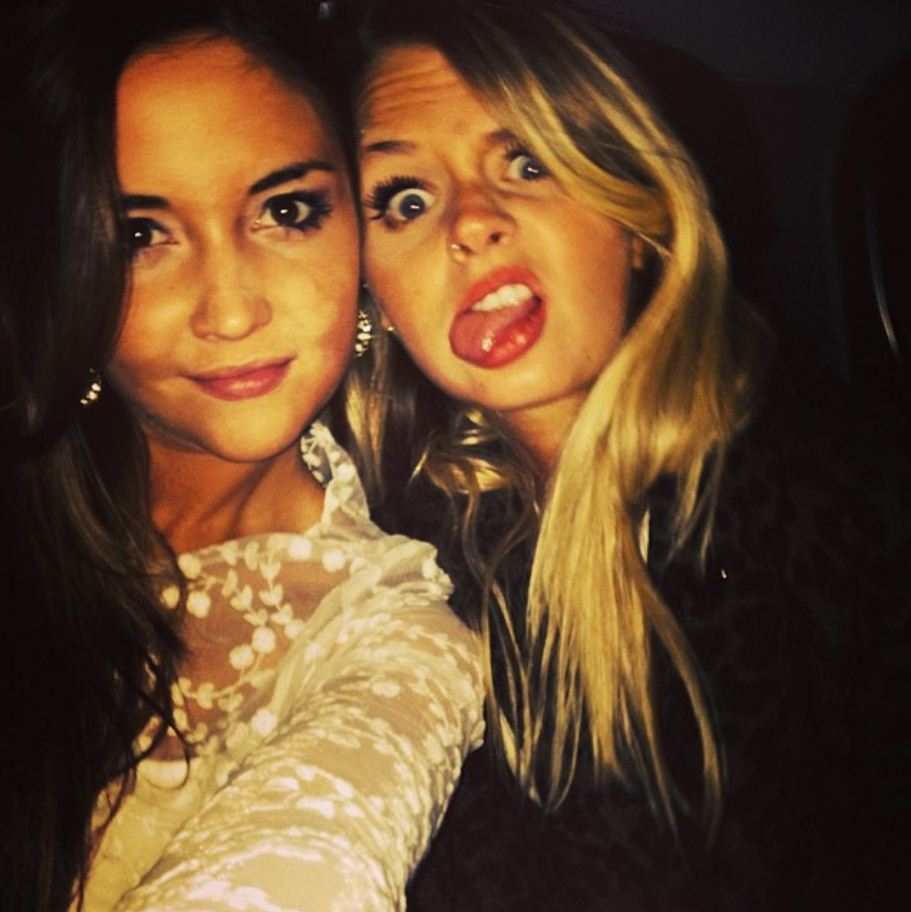 Goodbye Lucy Beale: Jacqueline Jossa already missing Hetti Bywater as they celebrate at her EastEnders leaving do