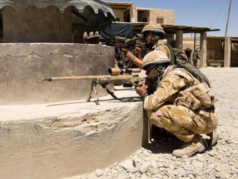 British sniper 'kills six Taliban fighters with one bullet'