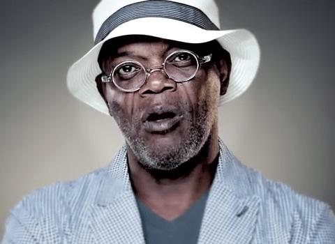 'Have you got balls?' Samuel L Jackson talks tough about male cancer