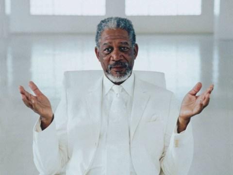 Noah: Was Morgan Freeman busy?