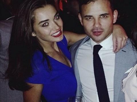 Coronation Street eye candy Ryan Thomas dating British Bollywood star Amy Jackson