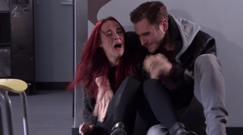 Why is everyone crying over Hollyoaks?