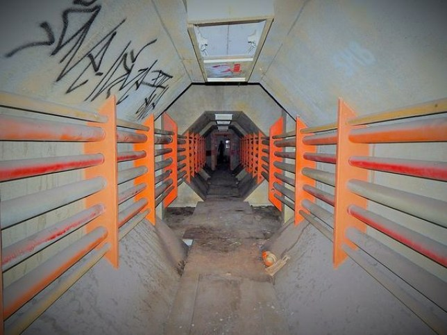 Urban exploration: Terrifying discovery in abandoned sugar mill