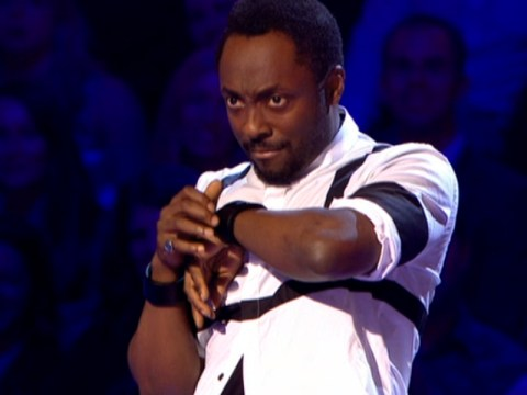 'Cheryl Cole just said you were amazing': Will.i.am takes unexpected call from singer during The Voice UK final