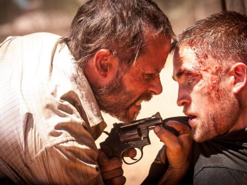 Robert Pattinson and Guy Pearce impress in bleak dystopian thriller The Rover