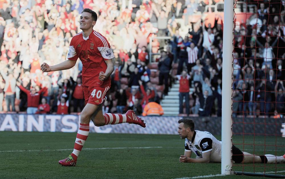 Sam Gallagher brushes off Chelsea interest to stay at Southampton