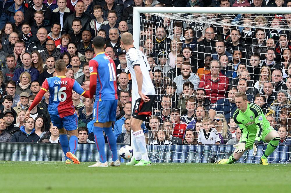 How good can Crystal Palace's Dwight Gayle actually get next season?