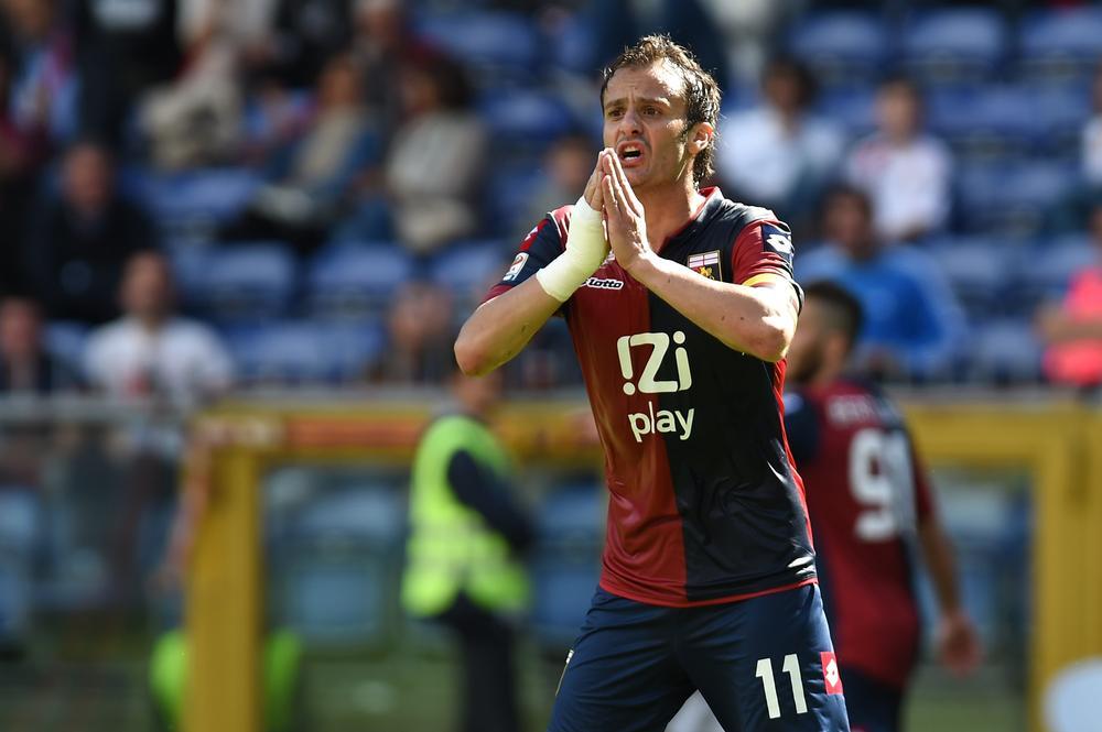 Genoa congratulate striker on making World Cup squad – when he didn't