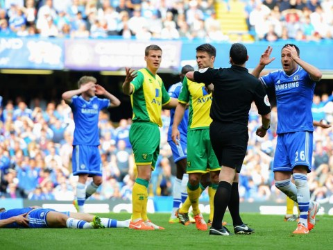 Brave Norwich City restore pride at Chelsea but relegation looms larger than ever