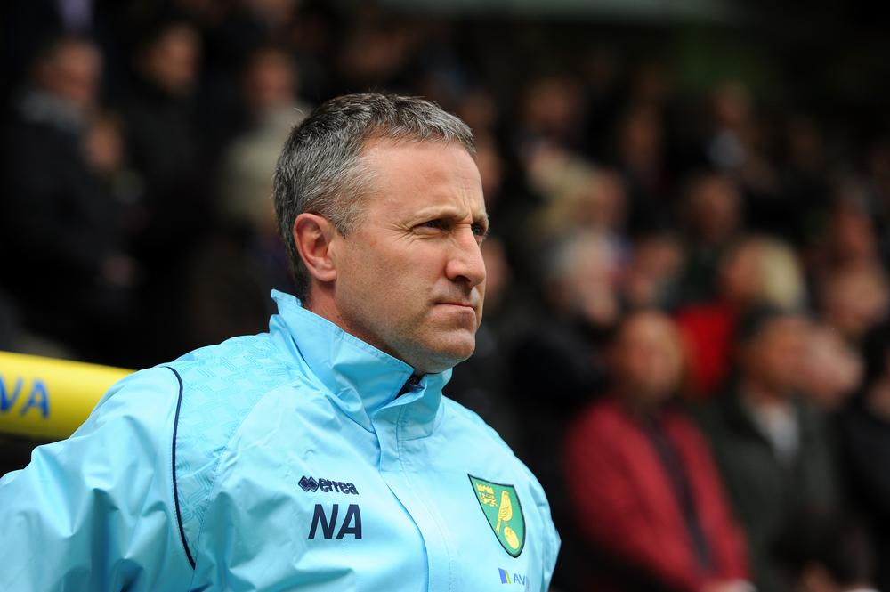 Neil Adams may not be an exotic name but Norwich fans will get behind their new manager…eventually