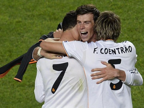 Gareth Bale returns the true kings of European football to their throne