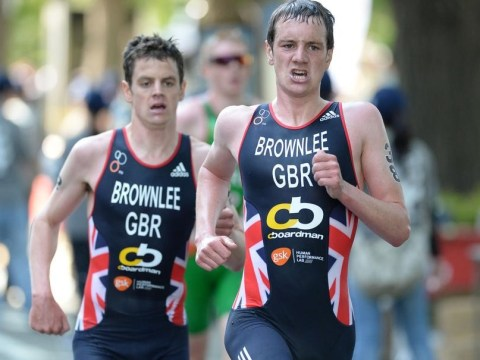 Alistair Brownlee: The world title looks to be Javier Gomez's but my sights are on other prizes