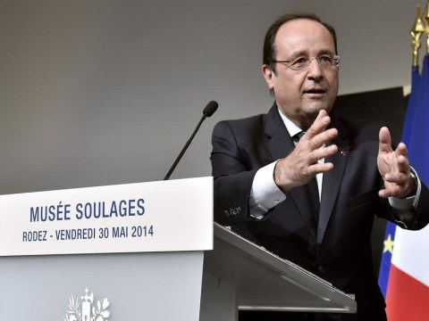 French president calls Arsenal and Liverpool transfer target, begs him to stay