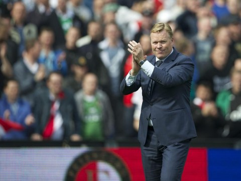 Why Ronald Koeman would be an ideal choice as the new Southampton manager