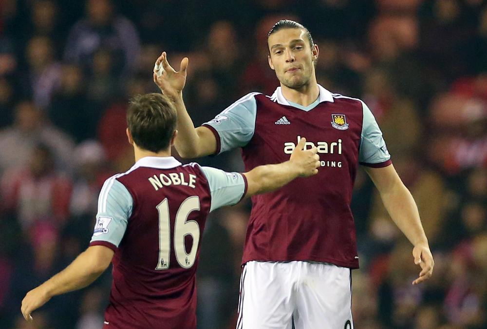 Why West Ham's Mark Noble should have been in the England World Cup squad