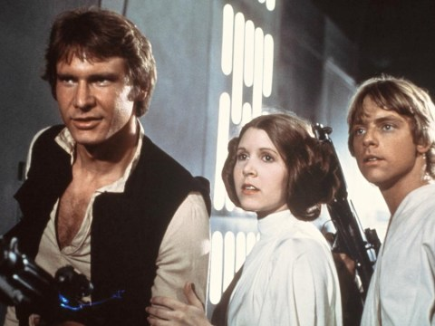 Star Wars originals look 'a little melted', admits Princess Leia Carrie Fisher