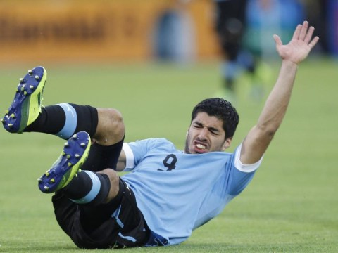 Uruguay still unsure whether Luis Suarez will be fit to face England after operation