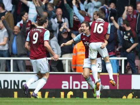 It's happened again! West Ham complete hat-trick of wins over Tottenham