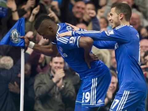 Samuel Eto'o blasts 'puppet' Chelsea manager Jose Mourinho over age slip