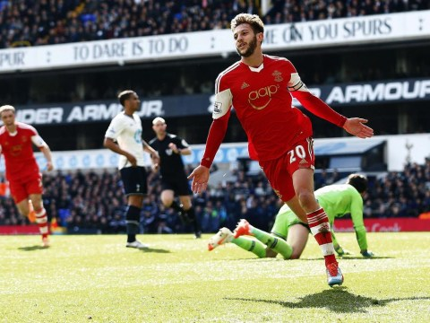 Adam Lallana begs Southampton to let him join Liverpool