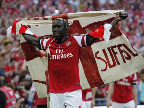 Bacary Sagna confirms Arsenal exit as he closes on Manchester city switch