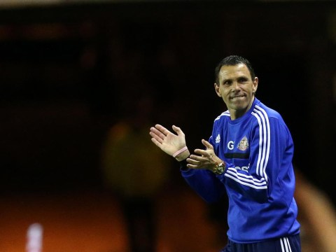 Gus Poyet has made me a believer after keeping Sunderland in Premier League