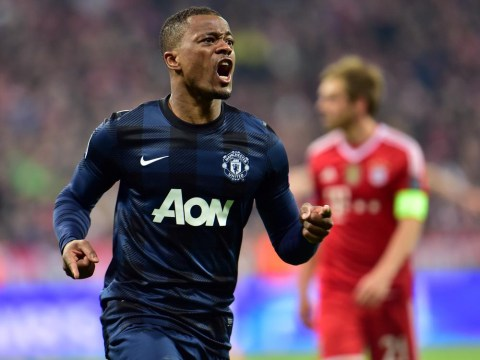 Patrice Evra to stay at Manchester United after penning one-year extension