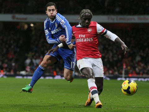 Bacary Sagna set for Arsenal swansong after telling team-mates of Manchester City move