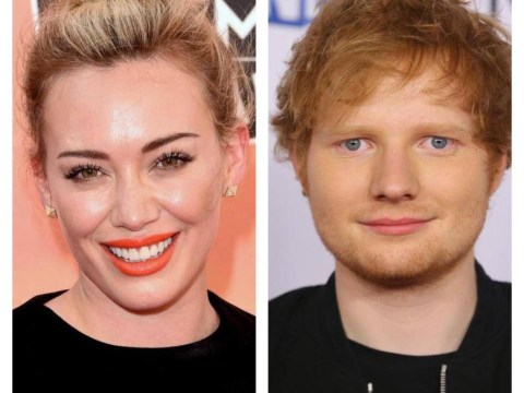 All hail the return of Hilary Duff: Former Disney star working on new music with Ed Sheeran