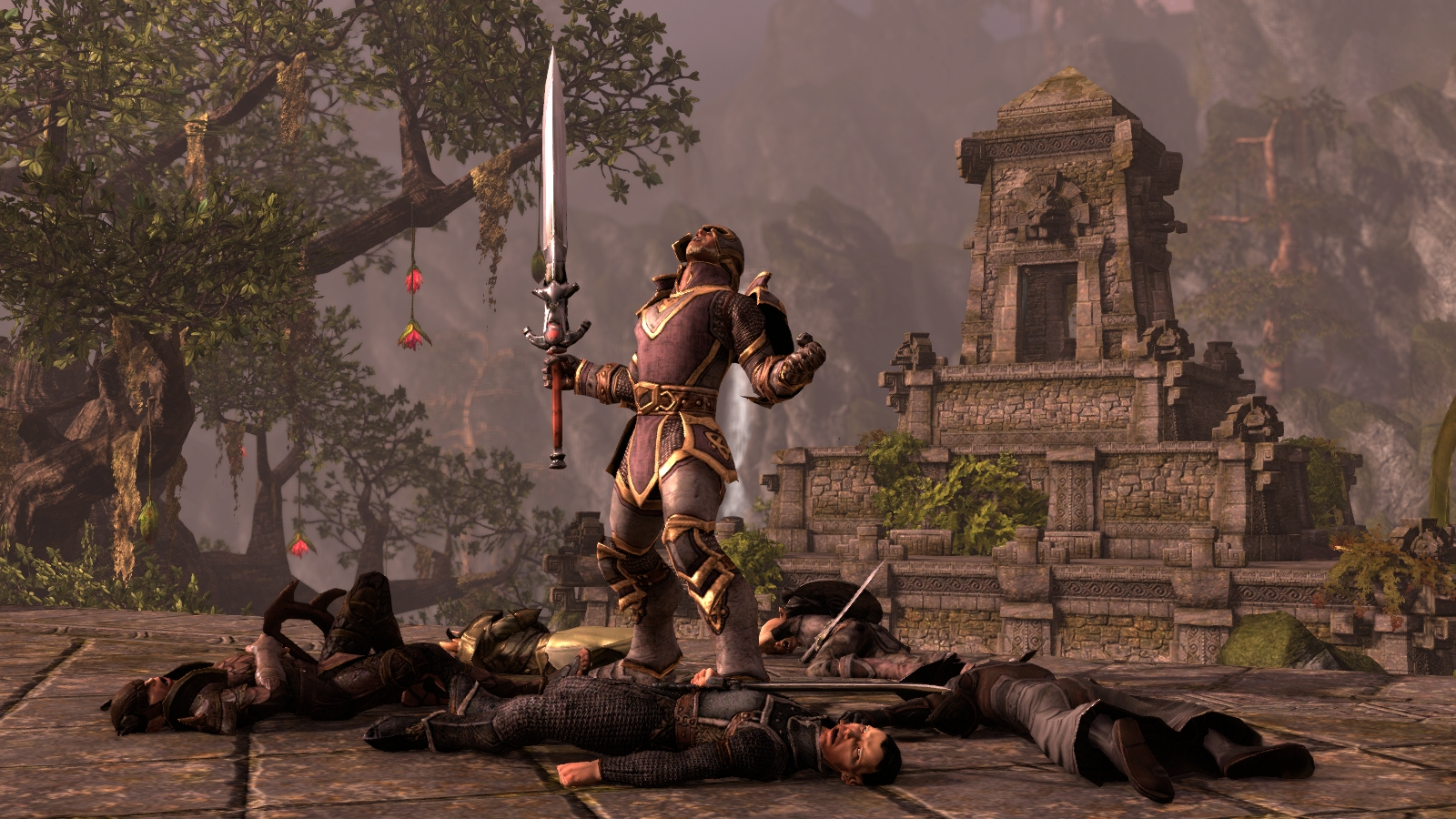 The Elder Scrolls Online (PC) - are console gamers really missing out?