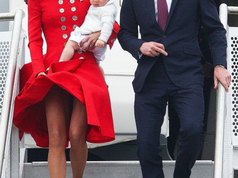After Duchess of Cambridge's bum flash photo: Kate Middleton's windy wardrobe woes
