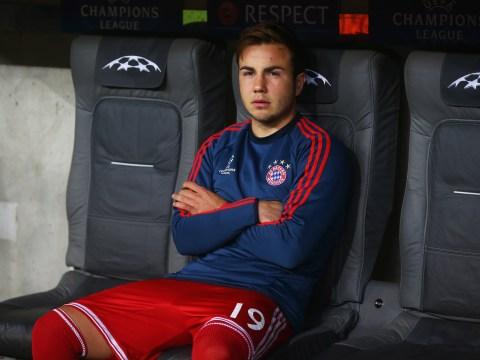 Chelsea join race for 'unhappy' Bayern Munich star Mario Gotze