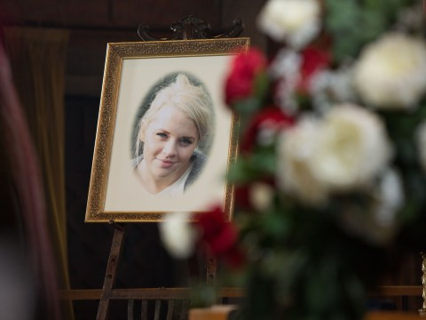 EastEnders: 10 unmissable moments from Lucy Beale's funeral episode