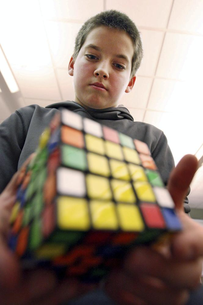 Google Doodle: TEN facts you never knew about the Rubik's Cube