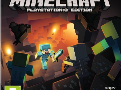 Minecraft PS3 takes over from 360 in UK top 10 – Games charts 17 May