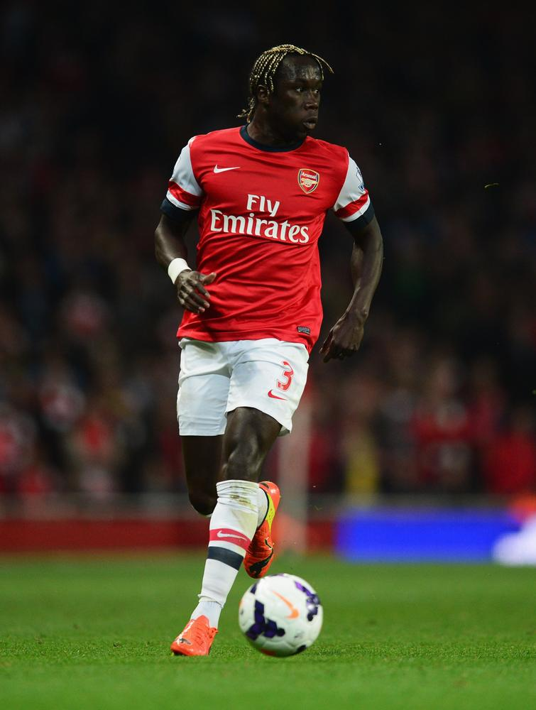 Bacary Sagna admits he is set to depart Arsenal this summer