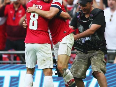 Aaron Ramsey's wonder goal ends Arsenal's nine years of hurt