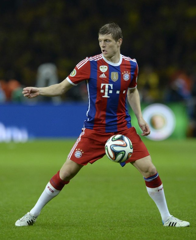 Manchester United transfer news: Toni Kroos is a perfect