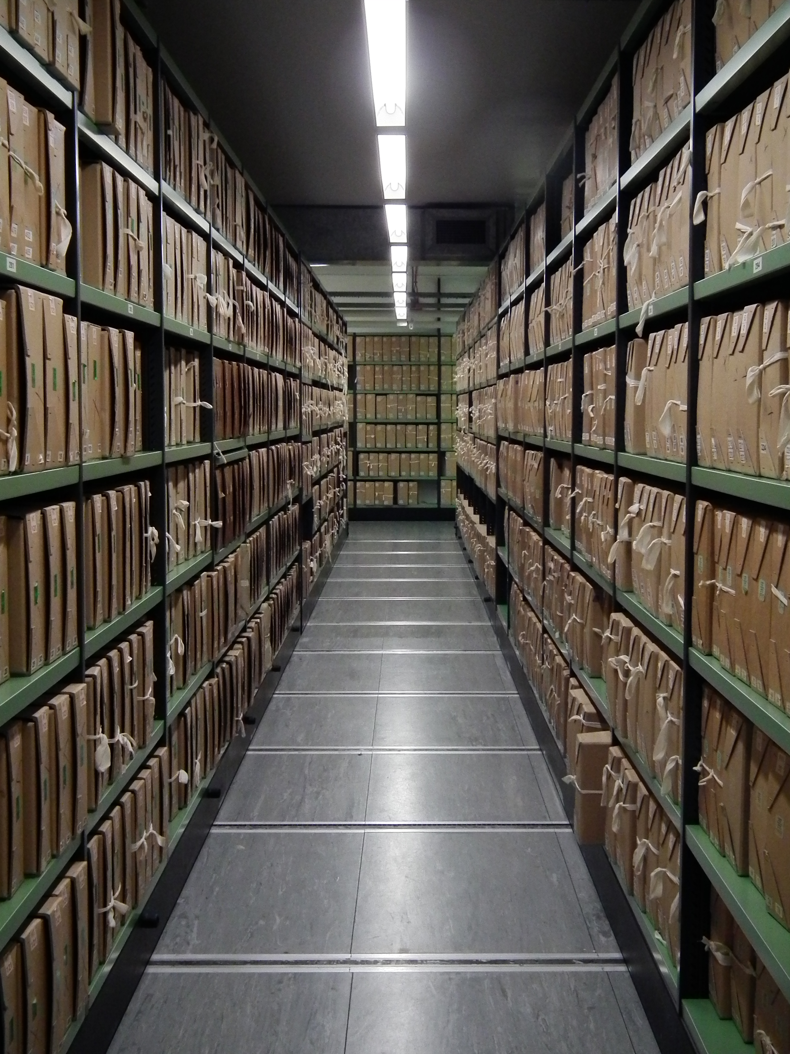 A walk through British history: Metro visits The National Archives