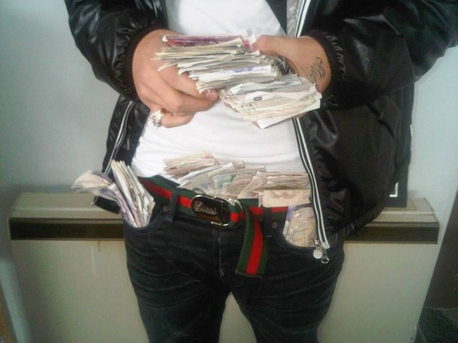 West Midlands Police: Cocky drug dealers who posed with drugs and cash jailed