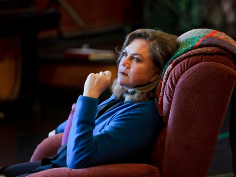 Kathleen Turner: My illness gave me strength to play Maude in Bakersfield Mist