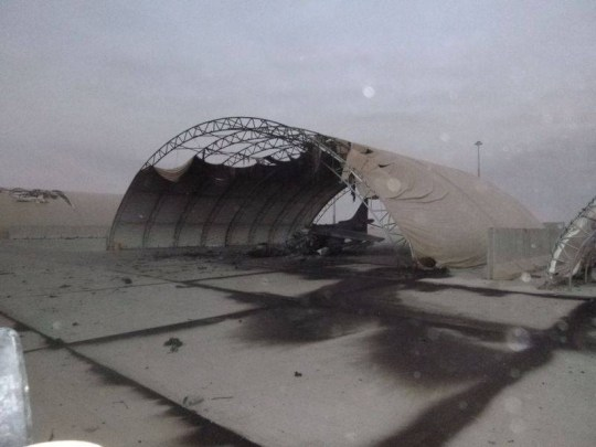RAF with dead Taliban pictures: Camp Bastion photos show