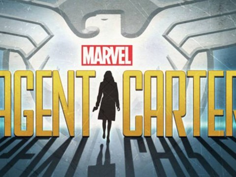 Marvel's Agent Carter TV show is a go and here's the official artwork to prove it