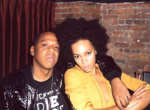 What Jay Z said to Solange before hotel attack (according to Twitter, anyway)