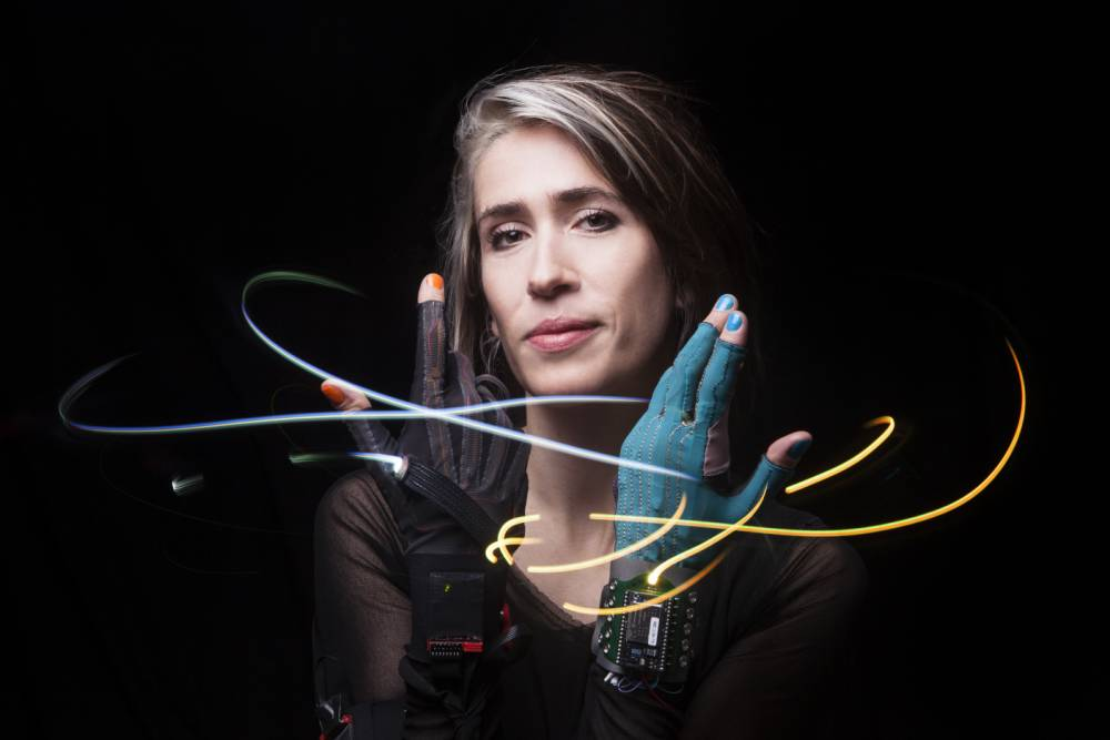 Imogen Heap: My Mi.Mu musical gloves will fill a gap for electronic sounds